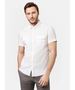 OSTIN | Рубашка В Структурную Полоску