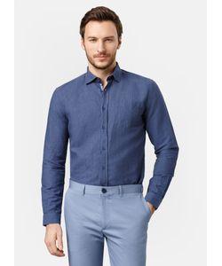 OSTIN | Рубашка В Микрополоску