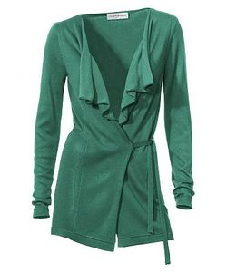 SINGH S. MADAN | Куртка С Запахом