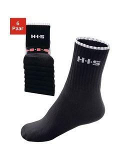 H.I.S | Спортивные Носки 6 Пар