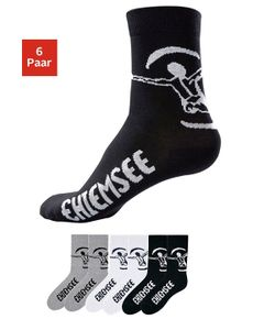 Chiemsee | Носки Комплект Из 3 Или 6 Пар
