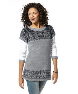 BOYSEN'S | Пуловер С Коротким Рукавом