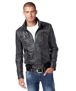 Mod | Кожаная Куртка