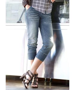 Aniston | Джинсы Капри