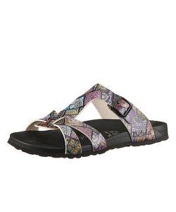 Betula | Легкая Обувь Без Задника В Этно-Стиле