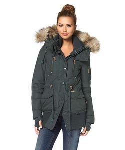 Khujo | Удлиненная Куртка Nora