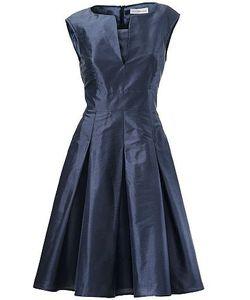 SINGH S. MADAN | Шелковое Платье