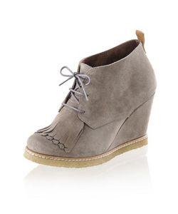 ALBA MODA | Ботинки На Шнуровке