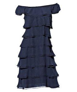 Carry Allen | Платье Из Шифона