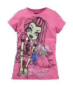 Monster High | Футболка Для Девочек