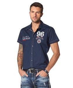 Cipo & Baxx | Рубашка С Короткими Рукавами