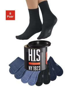 Otto | Носки H.I.S В Стиле Унисекс 8 Пар