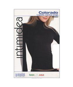 Intimidea | Водолазка Женская Colorado Цвет Bianco. Размер S/M