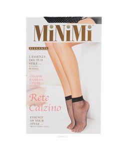 Minimi   Носки Rete Calzino Цвет Nero Размер Универсальный