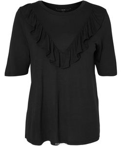 Vero Moda | Блузка Цвет 10183686black. Размер L 48