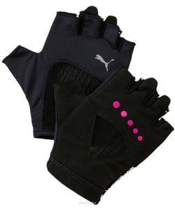 Puma | Перчатки Для Фитнеса Жен Gym Gloves Цвет 04126504. Размер