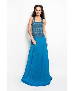 Анна Чапман | Платье Цвет P38a-C11. Размер 42
