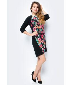 La Via Estelar   Платье Цвет 12009-1. Размер 52