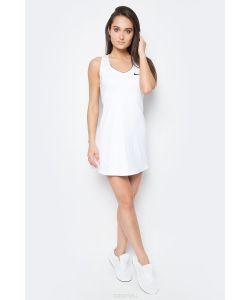 Nike | Платье Для Тенниса Pure Dress Цвет 728736-100. Размер S