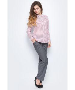 Baon | Блузка Цвет B177551white Striped. Размер Xs 42