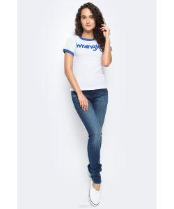 Wrangler   Футболка Цвет W7373g212. Размер L 46