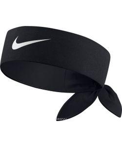 Nike | Повязка На Голову Tennis Headband Цвет 646191-010. Размер Универсальный