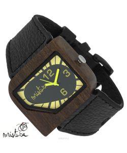 Mistura   Часы Наручные Avanti Цвет Черный Желтый. Tp13019bkpuyewd