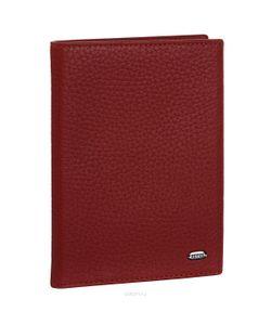 Petek 1855 | Обложка Для Паспорта Petek Цвет Красный. 651.46bd.10