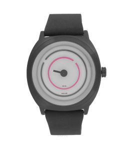 Tacs | Часы Наручные Женские Tfo-D-A Цвет Черный Белый Фуксия. Ts1203a