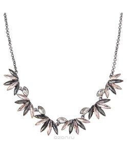 Selena Селена | Колье Selena Holiday Цвет Розовый Серый. 10079021