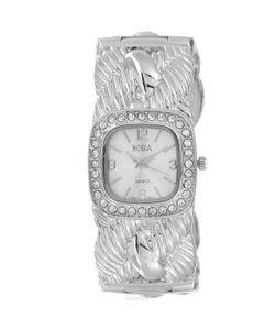 Bora | Часы Наручные Женские Цвет Серебряный. Fwbg083 / T-B-8520-Watch-Silver
