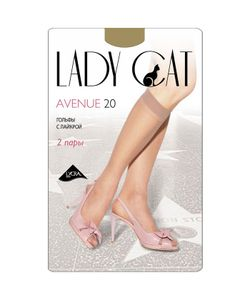 Lady Cat | Гольфы