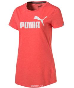 Puma | Футболка Ess No.1 Tee Heather W Цвет 83839926.