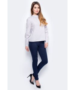 Vero Moda | Блузка Жен Цвет 10184800lunar Rock. Размер M 46