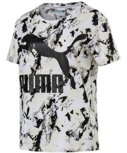 Puma | Футболка Aop Archive Logo Tee Цвет 57345222.