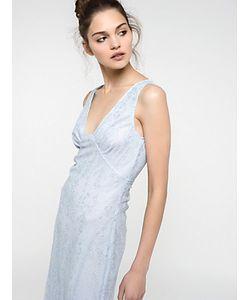 Patrizia Pepe | Длинное Платье Из Кружева На Подкладке