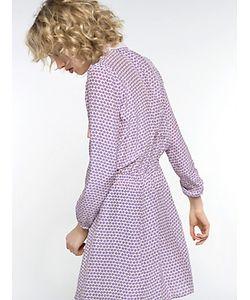 Patrizia Pepe | Платье Из Струящейся Вискозной Ткани