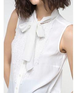 Patrizia Pepe | Рубашка Из Полушелкового Крепдешина