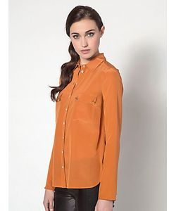 Patrizia Pepe | - Шелковая Рубашка С Длинным Рукавом