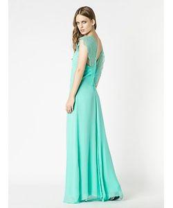 Patrizia Pepe | Длинное Платье Из Шелкового Шифона