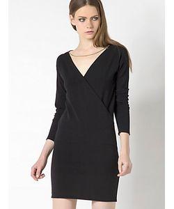 Patrizia Pepe | Короткое Платье Из Струящейся Вискозы