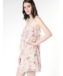 Patrizia Pepe | Короткое Платье Из Вискозы С Рисунком