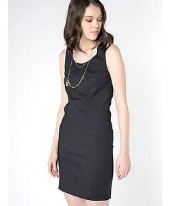 Patrizia Pepe | Короткое Платье Из Биэластичной Ткани Кутюр