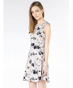 Patrizia Pepe | Короткое Платье Из Кади С Цветочным Принтом