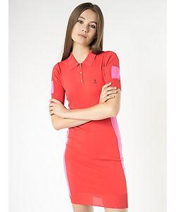 Patrizia Pepe | Короткое Платье Из Технической Пряжи С Нейлоном И