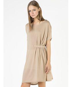 Patrizia Pepe | Короткое Платье Из Вискозной Пряжи