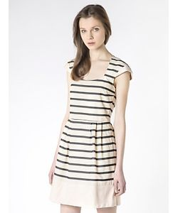 Patrizia Pepe | Короткое Платье Из Ткани Смешанного Состава