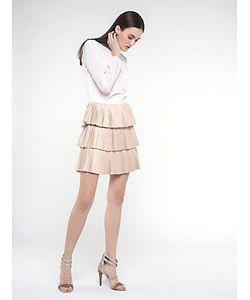 Patrizia Pepe | Платье До Колен Из Ткани Смешанного Состава