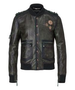 Philipp Plein | Leather Jacket Insidious