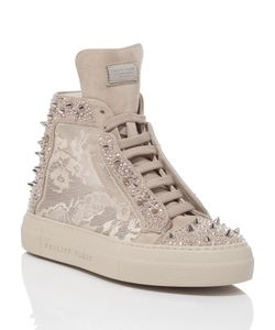 Philipp Plein | Mid-Top Sneakers Angry